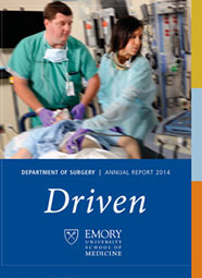 2014 Emory Surgery Annual Report