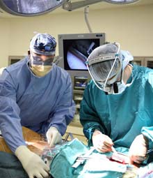 Acute and Critical Care Surgery at Emory University Hospital