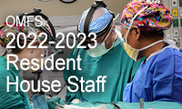 Current Resident House Staff of the Division of Oral and Maxillofacial Surgery at Emory
