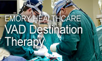 Ventricular Assist Device (VAD) Program, Emory Healthcare