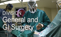 Graphic link to the Division of General and GI Surgery's section of the Emory Department of Surgery website.