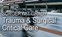 Emory Trauma/Surgical Care at Grady Memorial Hospital