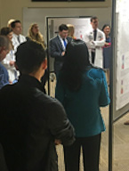 Resident Research Day poster session